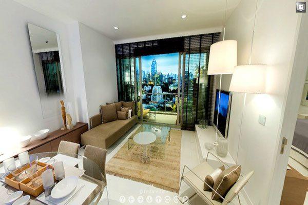 185-Rajadamri-Bangkok-condo-1-bedroom-for-sale